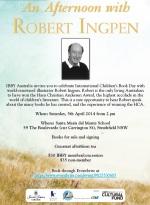 Robert Ingpen Sydney 2014