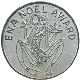 Ena Noel Award Medal